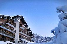Appartement à Les Carroz d'Arâches - Les Carroz, skis aux pieds, location d'un appartement pour 6 personnes
