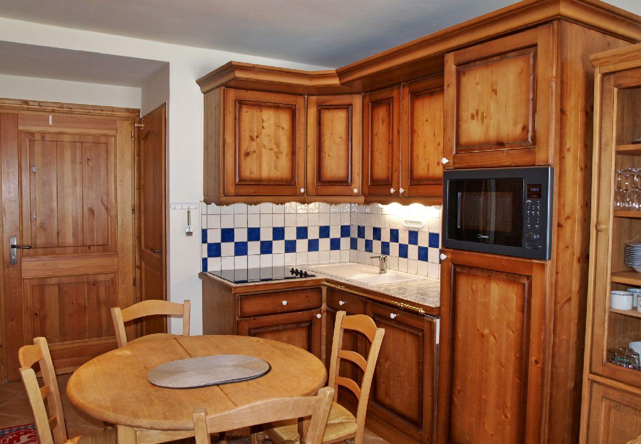 Appartement à Les Carroz d'Arâches - Les Carroz d'Araches, location d'un appartement pour 4 personnes - IZE431