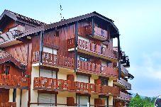 Appartement à Les Carroz d'Arâches - Location appartement de vacances 1 chambre 4 personnes aux Carroz d'Arâches, Grand Massif, centre village et proche navette