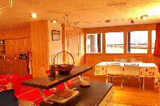 Appartement à Les Carroz d'Arâches - Location appartement de vacances 3 chambres 8 personnes aux Carroz d'Arâches, Grand Massif, centre village et proche navette