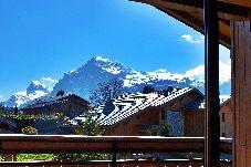 Appartement à Les Carroz d'Arâches - Location appartement de vacances 3 pièces 6 personnes aux Carroz d'Arâches, Haute-Savoie, Domaine du Grand massif