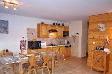Appartement à Les Carroz d'Arâches - Appartement de vacances pour 6 personnes aux Carroz d'Arâches, Haute-Savoie