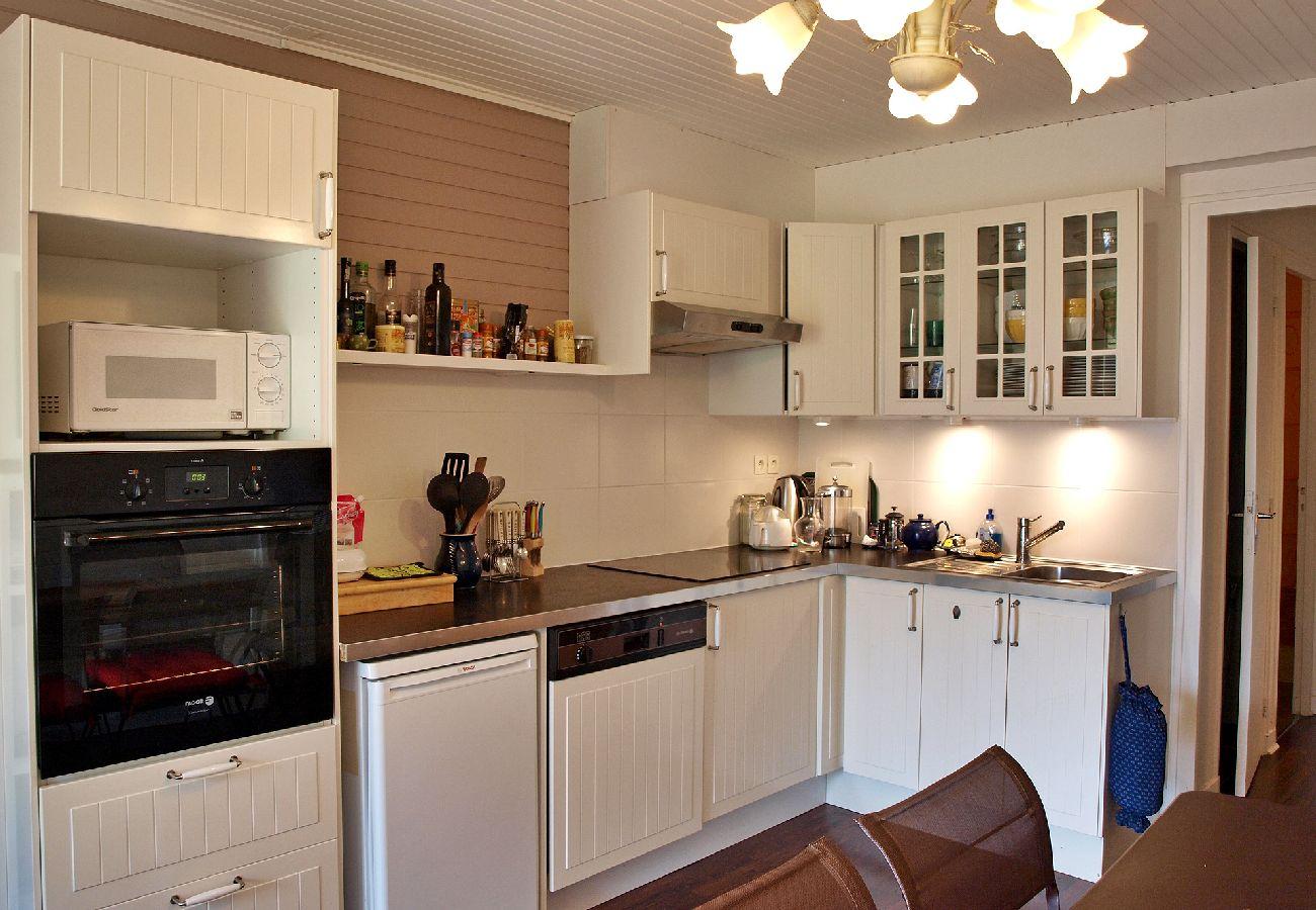 Appartement à Arâches-la-Frasse - Location d'un appartement de vacances pour 6 personnes aux Carroz d'Arâches