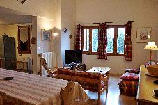 Appartement à Les Carroz d'Arâches - Appartement de vacances 2 chambres + mezzanine pour 7 personnes aux Carroz d'Arâches, Domaine du Grand Massif