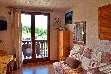 Appartement à Arâches-la-Frasse - Location appartement de vacances 6 personnes aux Carroz d'Arâches, Grand Massif, proche navette