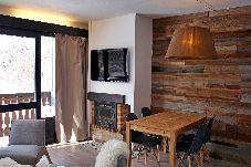 Appartement à Les Carroz d'Arâches - Proche centre, entière rénové avec goût, appartement de 45 m² pour 4 personnes