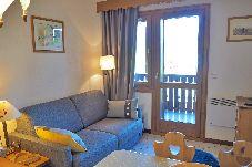 Appartement à Les Carroz d'Arâches - Carroz d'Arâches proche centre, appartement 4 /5 personnes