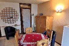 Appartement à Les Carroz d'Arâches - Carroz d'Arâches, centre, location appartement de vacances pour 4/5 personnes