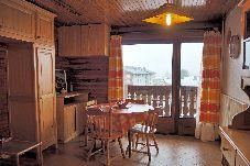 Appartement à Les Carroz d'Arâches - Appartement 4 personnes au centre de la station des Carroz d'Arâches